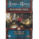 The Thing in the Depths: The Lord of the Rings Nightmare Deck (LCG)