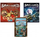 BUNDLE Cursed + Necromancer + Tales & Legends: Small world - espansioni