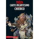 Carte Incantesimo - Chierico: Dungeons & Dragons 5a Edizione
