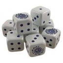 Federation Dice - Star Trek: Ascendancy