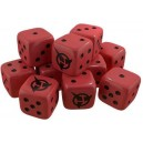 Klingon Dice - Star Trek: Ascendancy