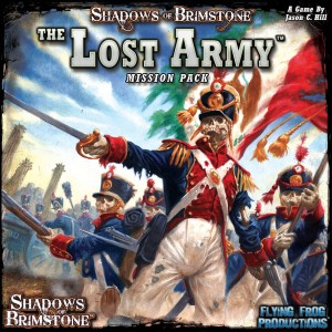 Lost Army Mission Pack: Shadows of Brimstone