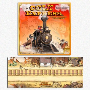DELUXE Colt Express