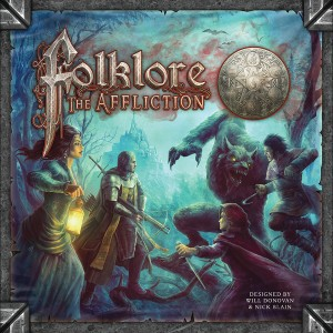 Folklore: The Affliction 2nd Ed.
