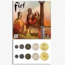 BUNDLE Fief New Ed. ITA + Monete Medievali in metallo