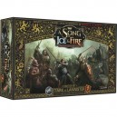 A Song of Ice & Fire: Miniatures Game - Stark vs Lannister Starter Set ITA
