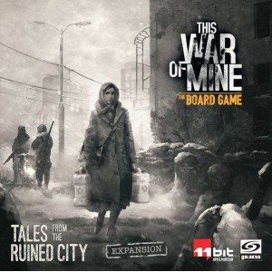 Tales from the Ruined City - This War of Mine: The Board Game