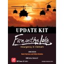 Update Kit: Fire in the Lake 2nd Printig - GMT