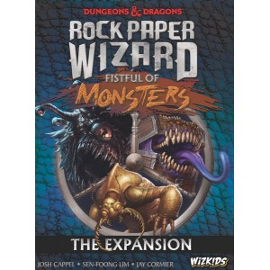 Fistful of Monsters  - Rock Paper Wizard: Dungeons & Dragons