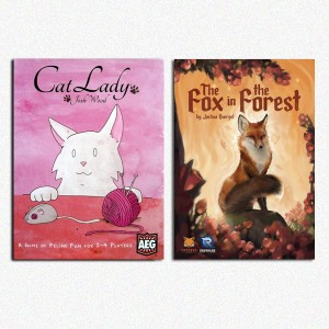 BUNDLE Cat Lady ENG + The Fox in the Forest