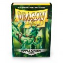 Dragon Shield - Bustine protettive Matte Apple Green (60 bustine) - 11218