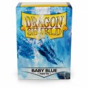Dragon Shield - Bustine protettive Matte Baby Blue (100 bustine) - 11032
