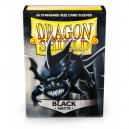 Dragon Shield - Bustine protettive Matte Black (60 bustine) - 11202