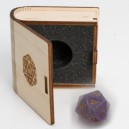 Gemstone Collectors Dice - Amethyst - BF08636
