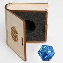 Gemstone Collectors Dice - Lapislazuli - BF08612
