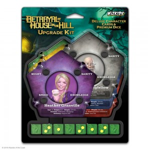 Upgrade Kit: Betrayal at House on the Hill
