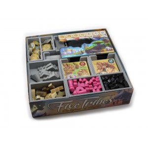 Five Tribes - Organizer Folded Space in EvaCore - FIV
