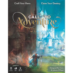 Call to Adventure 2nd Pr.