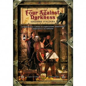Four Against Darkness ITA
