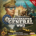 The Cold War: Quartermaster General (spigolo ammaccato e lieve piega sul fronte)