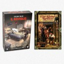 BUNDLE Escape Tales: Il Risveglio + Four Against Darkness ITA