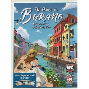 Walking in Burano (Edizione con Mini expansion 1 inclusa)