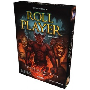 Mostri e Servitori: Roll Player