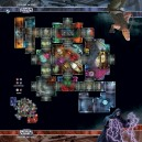 Skirmish Map - Coruscant Back Alleys: Imperial Assault (Tappetino)