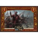 Alabardieri Lannister - A Song of Ice & Fire: Miniatures Game