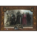 Eroi Neutrali 1 - A Song of Ice & Fire: Miniatures Game