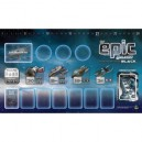 Beyond the Black Game Mat - Tiny Epic Galaxies (Tappetino)