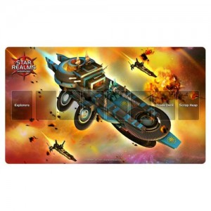 Light Cruiser Playmat - Star Realms (Tappetino)