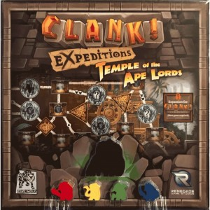 Expeditions: Temple of the Ape Lords - Clank!