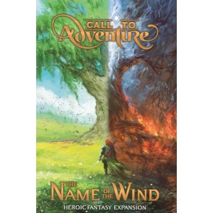Name of the Wind: Call to Adventure 2nd Pr.