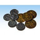 50 Victorian Metal Coins: Nanty Narking