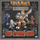 The 'C' Team Pack - Clank! Legacy: Acquisitions Incorporated
