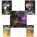 SAFEBUNDLE Le Case della Follia ITA + season of the Witch ENG esp. + 700 bustine protettive (400 piccole e 300 grandi)