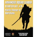 ASL Advanced Squad Leader Starter Kit 4 - Pacific Theater of Operations