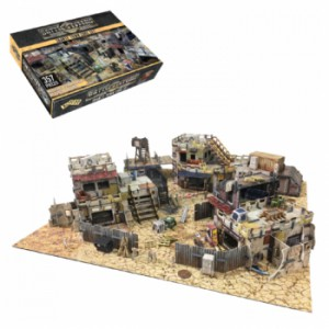 Shanty Town Core Set - Battle Systems