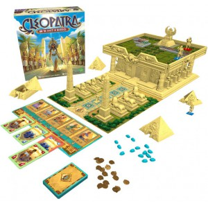 Cleopatra and the Society of Architects: Deluxe Edition ITA