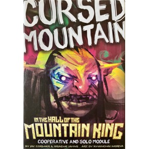 Cursed Mountain: In the Hall of the Mountain King