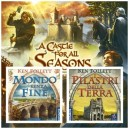 BUNDLE A Castle for all Seasons + Mondo senza Fine + I Pilastri della Terra