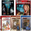 BUNDLE Lupus in Tabula + Lupusburg + La Vendetta della Lupa Mannara + Death Note + The Resistance