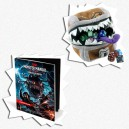 BUNDLE MONSTER MIMIC Manuale dei Mostri: D&D 5a Ed. + Mimic Gamer Pouch