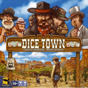 Dice Town (New Ed.)