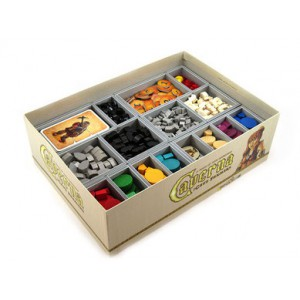 Caverna - Organizer Folded Space in EvaCore - CAVv2