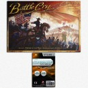 SAFEGAME: Battle Cry - 150th Civil War Anniversary Edition + 100 bustine protettive
