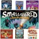 BUNDLE Small World exp: underground +  Cursed, Grand Dames, Tales & Legends, Be not Afraid, Necromancer's Island , Tunne