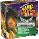 SAFEGAME King of Tokyo ENG + 100 bustine protettive trasparenti