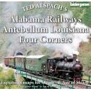 Age of Steam : Alabama Railways, Antebellum Louisiana & Four Corners